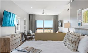 Beachfront King Balcony Suite