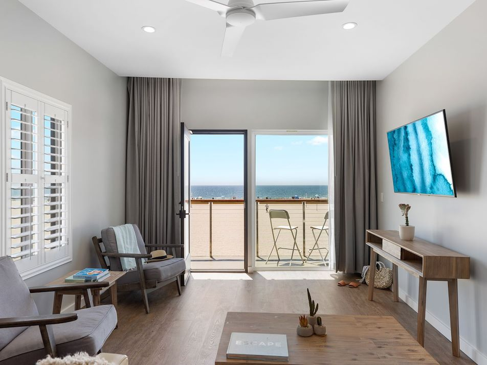 Early Check In with Hermosa Beach Hotel
