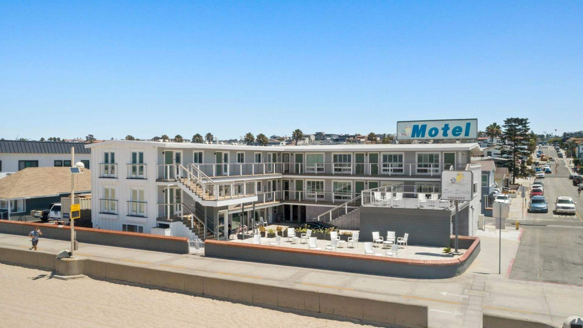 Sea Sprite Hotel, Hermosa Beach